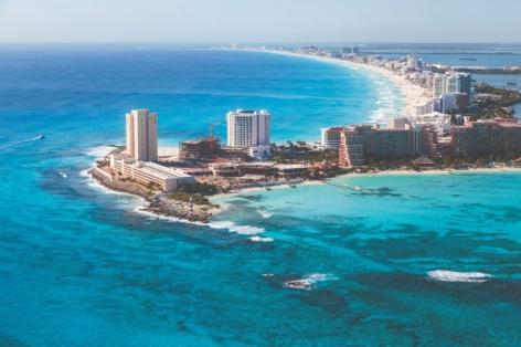 Cancun melhor destino